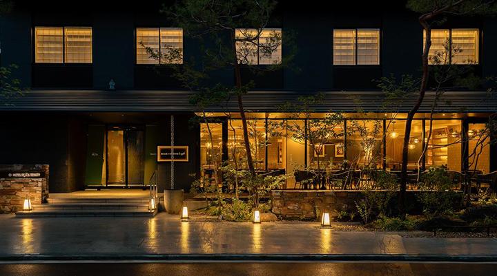 Hotel Resol Trinity Kyoto Oikefuyacho(京都大池三神酒店)