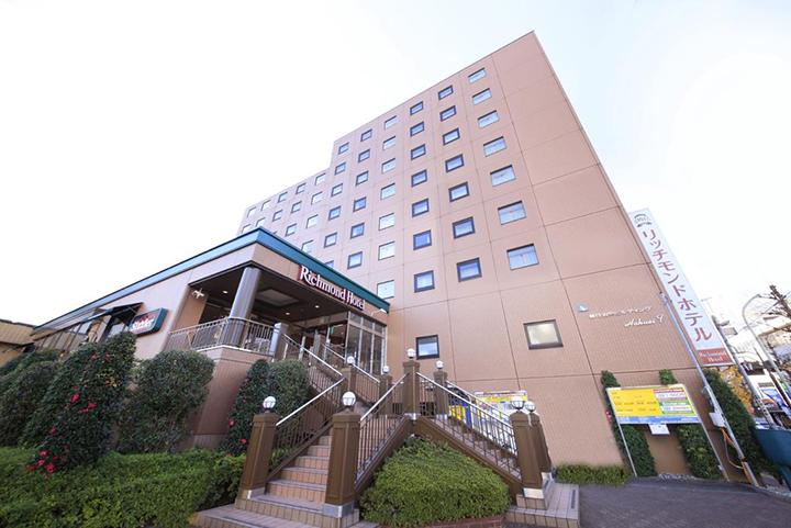 Richmond Hotel Tokyo Musashino(東京武藏野里士滿酒店)