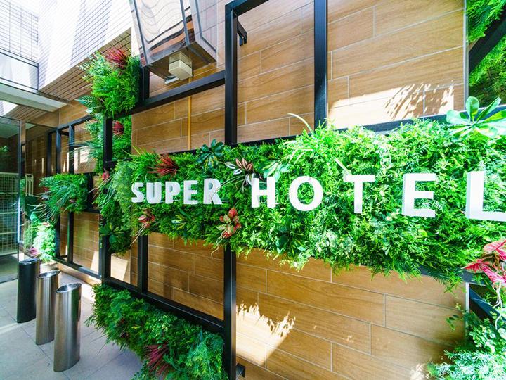 Super Hotel Lohas Ikebukuro-Eki Kitaguchi(池袋站北口樂活超級酒店)