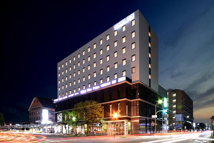 Vessel Inn Shiga Moriyama Ekimae(滋賀守山站前維瑟爾酒店)