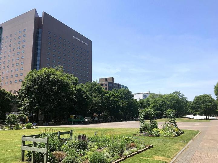 Sapporo View Hotel Oodori Kouen(札幌大通公園景觀酒店)
