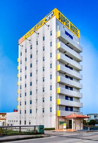 Super Hotel Okinawa Nago(沖繩名護超級酒店)