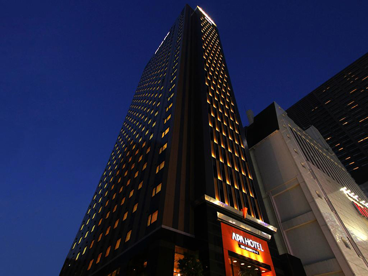 APA Hotel Shinjuku-Kabukicho Tower(APA新宿歌舞伎町大廈酒店)