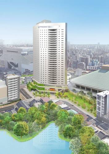 APA Hotel & Resort Ryogoku Eki Tower