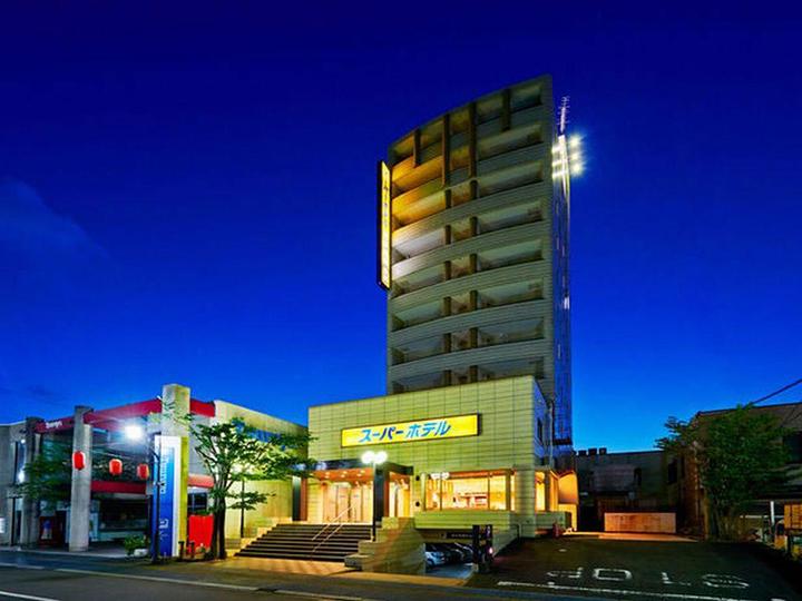 Super Hotel Minamata(水俁頂級飯店)