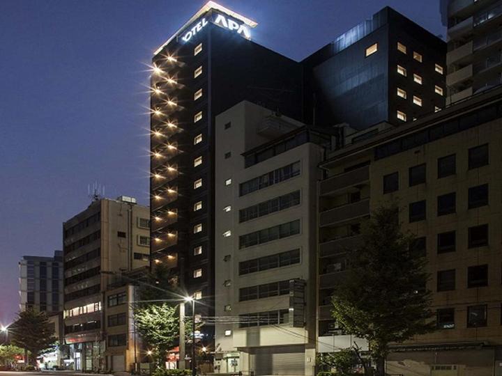 APA Hotel Ochanomizu-Ekikita(御茶之水站北APA酒店)