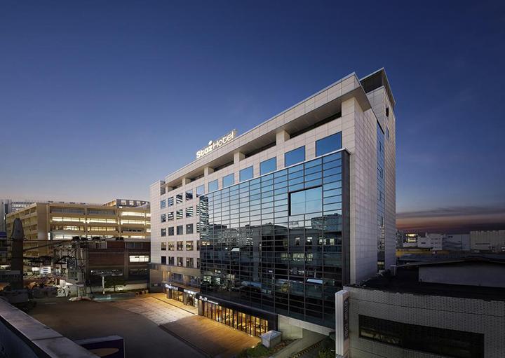 Staz Hotel Myeongdong 1(斯塔茲酒店明洞1號)