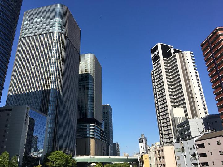 APA Hotel Osaka Higobashi Ekimae(大阪肥后桥站前APA酒店)