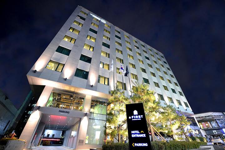 aFIRST Hotel Myeongdong(明洞第一飯店)
