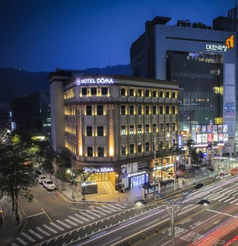 Hotel Doma Myeongdong(明洞多瑪酒店)