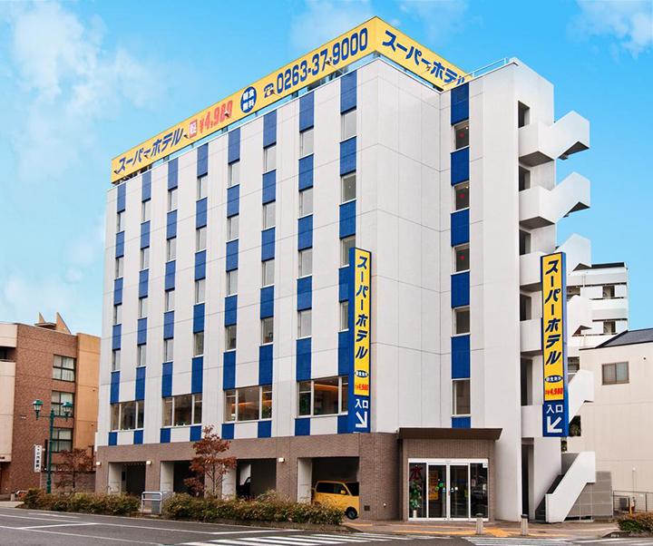 Super Hotel Matsumoto Ekimae(松本站前超級酒店)