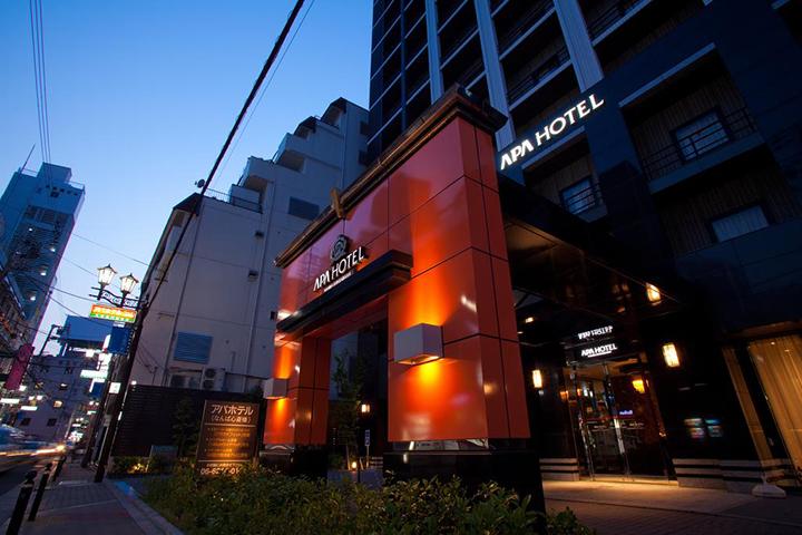 APA Hotel Namba-Shinsaibashi(APA難波心齋橋酒店)