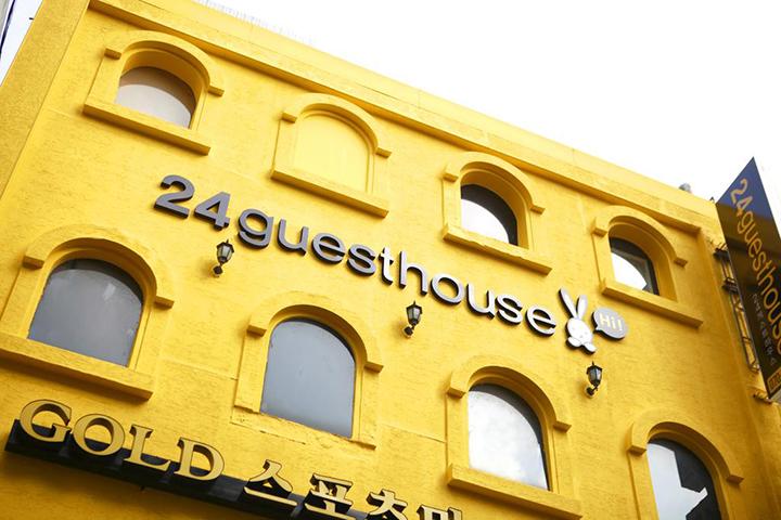 24Guesthouse Seomyeon(24 旅舍西面館)