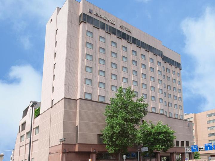 Hotel Metropolitan Morioka New Wing(新翼盛岡大都會酒店)