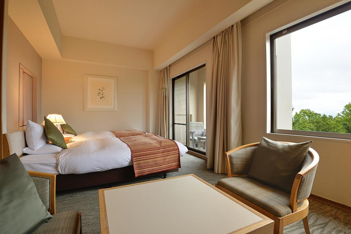 Urabandai Grandeco tokyu-hotel(裡磐梯超豪華裝飾東急酒店)