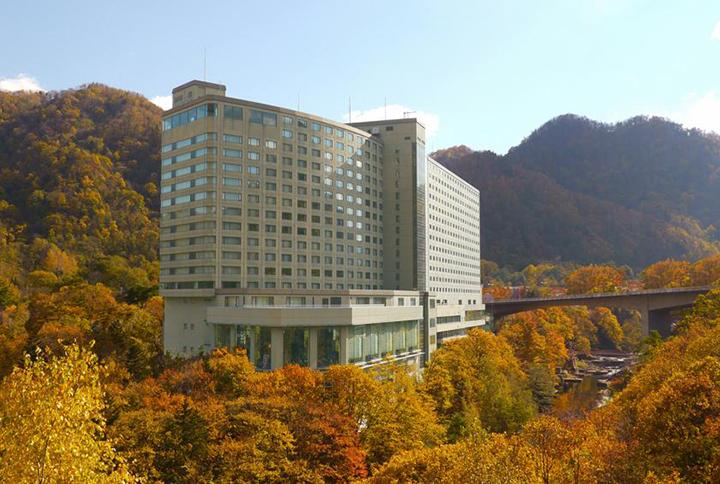 Jozankei View Hotel(定山溪景酒店)