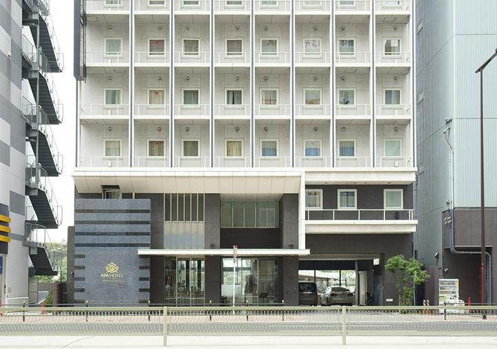 APA Hotel Tennoji-Ekimae(天王寺站前APA酒店)