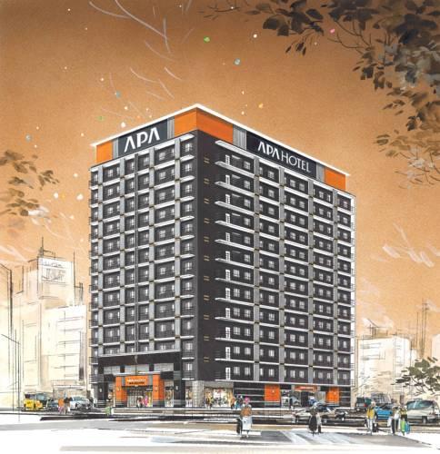 APA Hotel Namba Minami Ebisucho-Eki