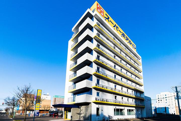 Super Hotel Kushiro Natural Hot Spring