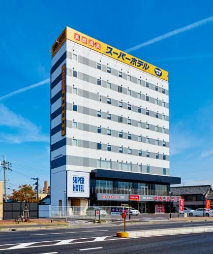 Super Hotel Shiga Kusatsu Along National Highway 1