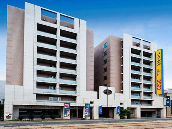 Super Hotel Lohas Kumamoto Natural Hot Springs(樂活熊天然溫泉超級大酒店)