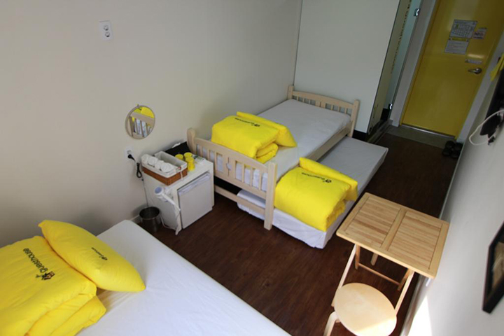 24 Guesthouse Myeongdong Town(明洞鎮24號旅館)