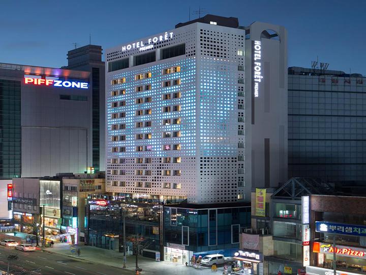 Hotel Foret Premier Nampo(弗萊特普瑞米爾南博酒店)