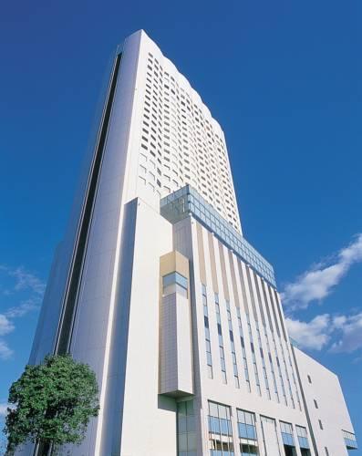 ANA Crowne Plaza Hotel Grand Court Nagoya(名古屋ANA皇冠假日酒店)