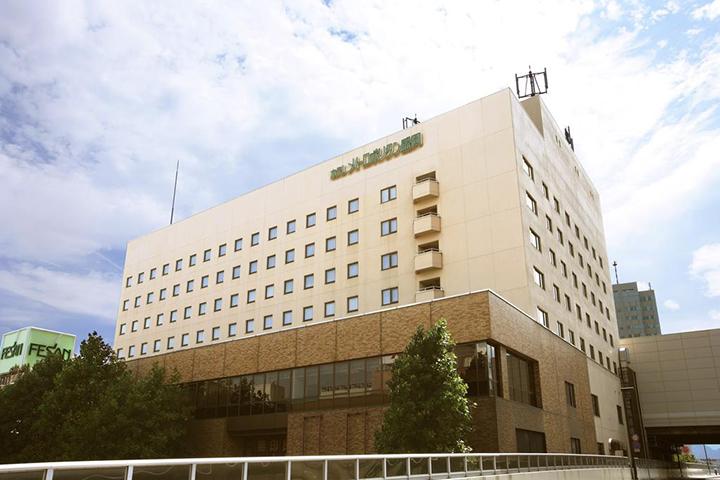 Hotel Metropolitan Morioka(盛岡大都會酒店)