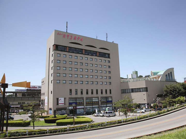 New Miyako Hotel Ashikaga(新宮古酒店足利本館)