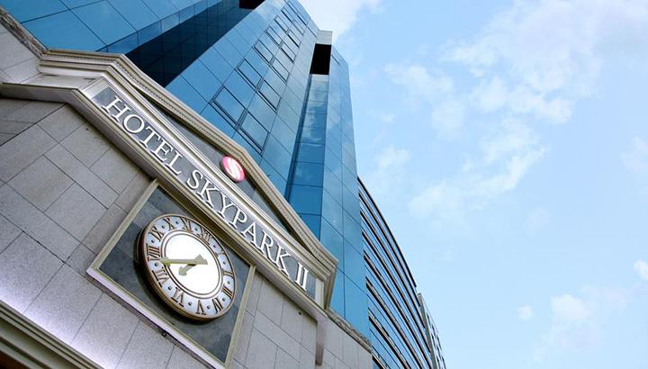 Hotel Skypark Myeongdong 2(空中花園明洞酒店 2)