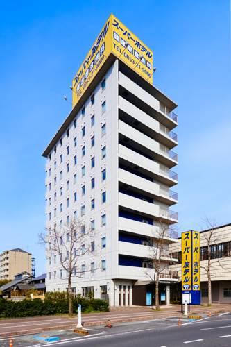 Super Hotel Izumo Ekimae(出雲站前超級飯店)
