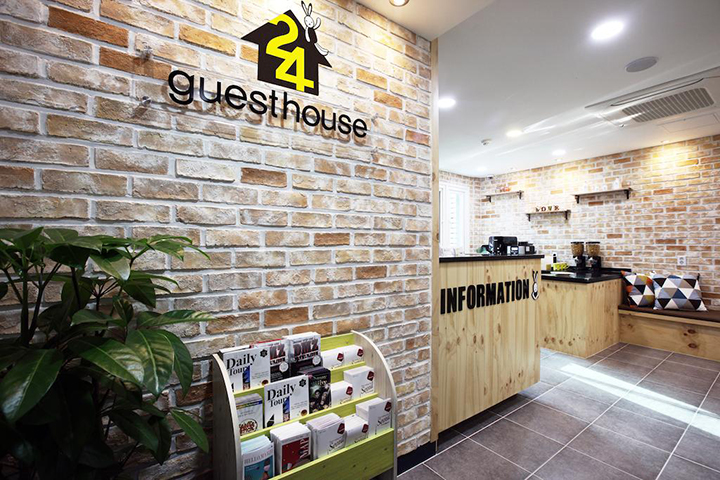 24 Guesthouse Myeongdong Avenue(24明洞大街賓館)