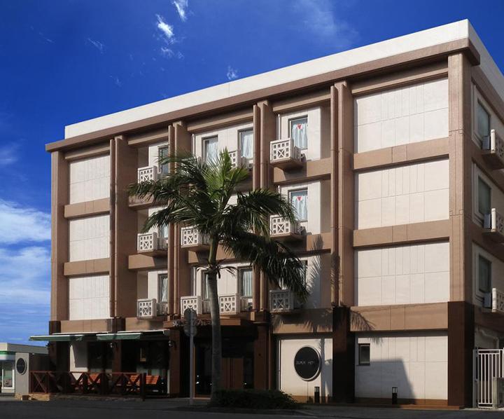 Super Hotel Ishigakijima(石垣島超級大酒店)