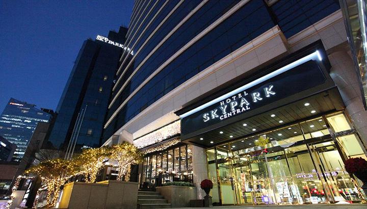 Hotel Skypark Central Myeongdong(中央明洞空中公園酒店)