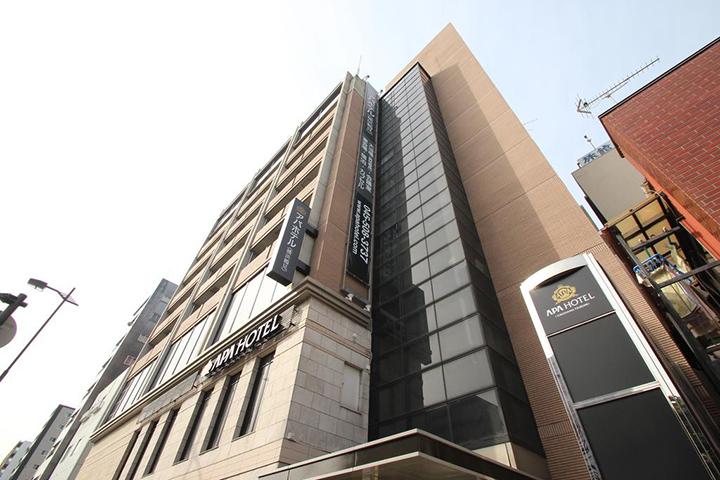 APA Hotel Yokohama Tsurumi(橫濱鶴見阿帕酒店)