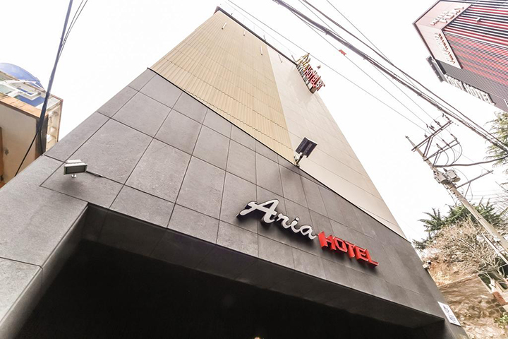 Boutique Hotel Aria Nampo(南浦詠嘆調精品酒店)