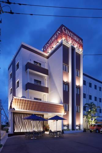 Centurion Hotel Resort Okinawa Nago City(沖繩名護市百夫長度假酒店)