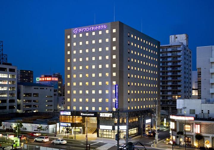 Daiwa Roynet Hotel Sendai(仙台大和魯內酒店)