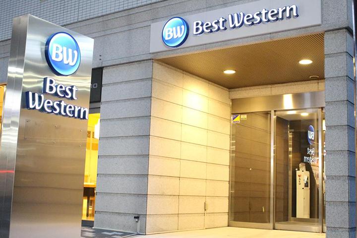 BEST WESTERN Hotel Fino Osaka Shinsaibashi(大阪心齋橋貝斯特韋斯特菲諾酒店)