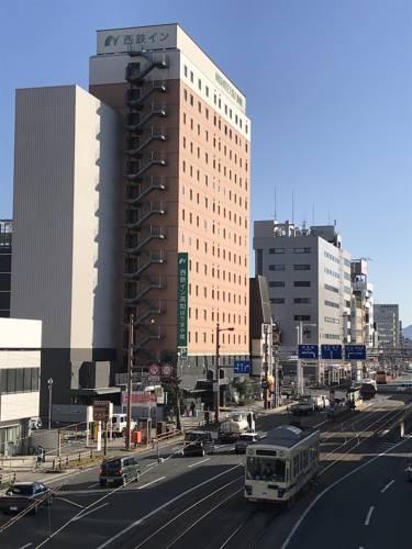 Nishitetsu Inn Kochi Harimayabashi(高知播磨屋西鐵酒店)