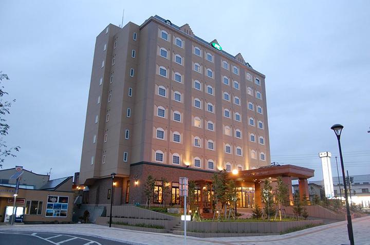 Route Inn Grantia Shiretoko Shari Ekimae(格蘭蒂亞知床斜里站前路線酒店)