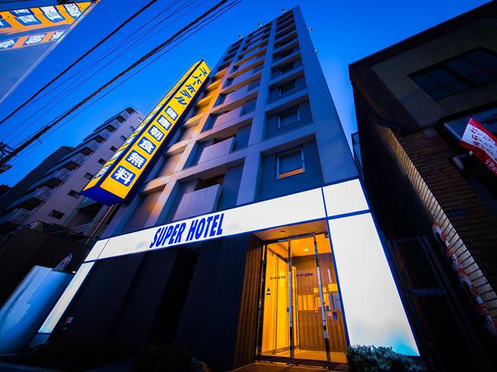 Super Hotel Tokyo Nihonbashi Mitsukoshimae(東京日本橋三越前高級酒店)