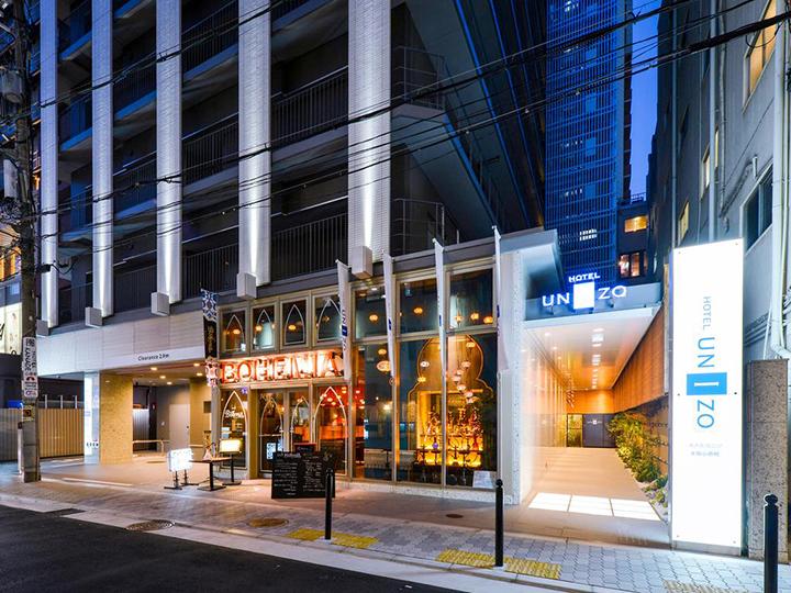 HOTEL UNIZO Osaka Shinsaibashi(大阪心齋橋由尼森酒店)