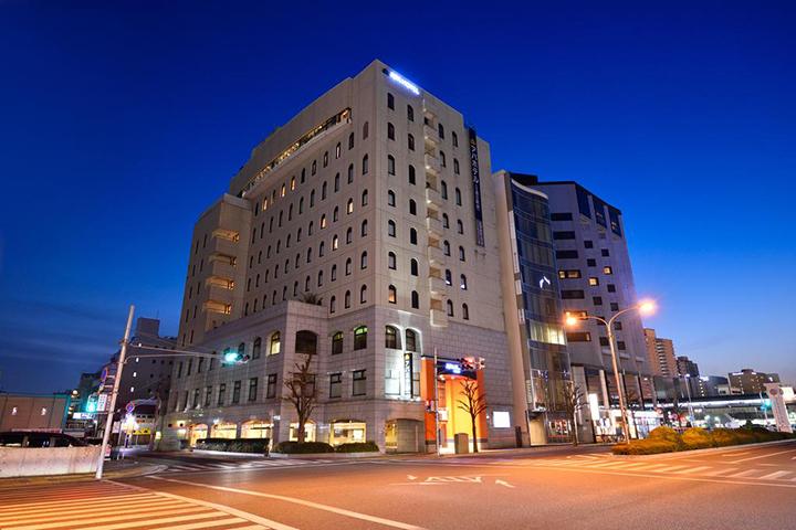 APA Hotel Utsunomiya-Ekimae(宇都宮站前APA酒店)