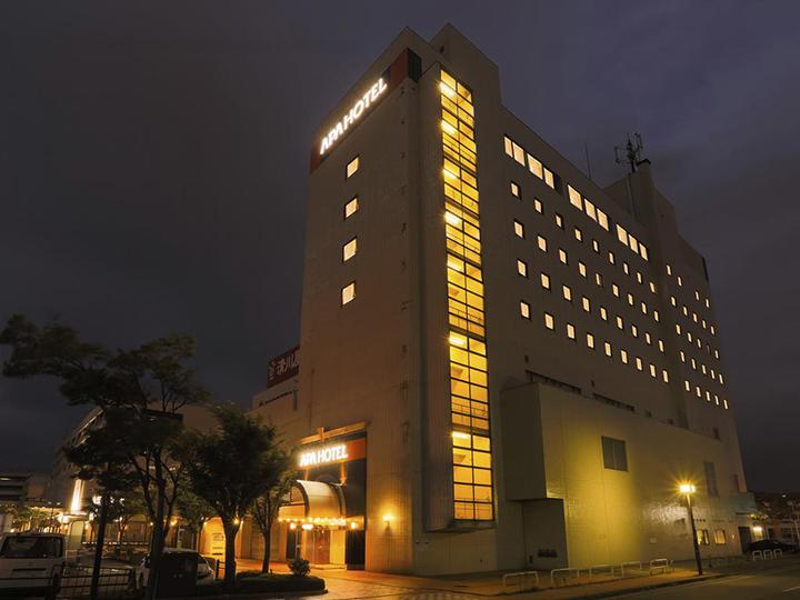 APA Hotel Yamagata Tsuruoka Ekimae(鶴岡山形村駅前阿帕酒店)
