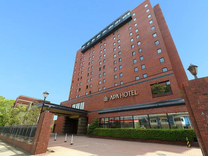 APA Hotel Toyama(富山APA酒店)
