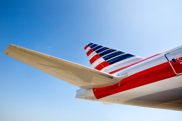 美國航空航點