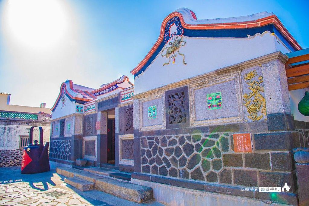 澎湖二崁陳家古厝-taiwan-penghu-tourism