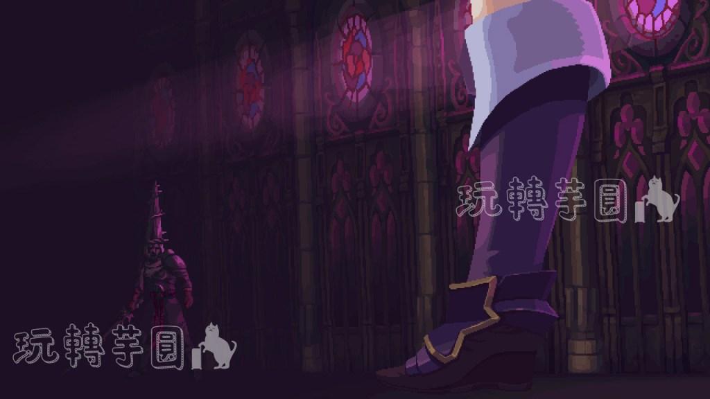 瀆神 Blasphemous 2021 DLC-Miriam 米莉安(米莉恩) 與 海津之泪 位置-blasphemous-2021-DLC-where-miriam-position